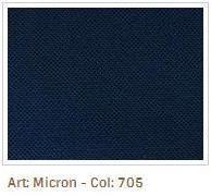Modrá látka Micron 705
