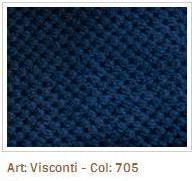 Modrá látka Visconti 705