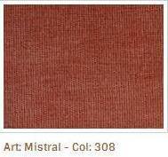 Oranžová látka Mistral 308