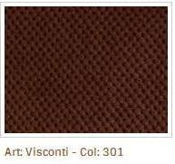 Oranžová látka Visconti 301