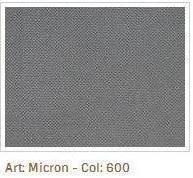 Šedá látka Micron 600