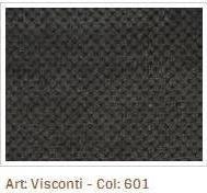 Šedá látka Visconti 601