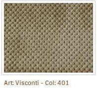 Tmavěbéžová látka Visconti 401