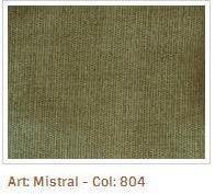 Zelená látka Mistral 804