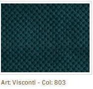 Zelená látka Visconti 803