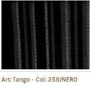 Látka na sedací soupravy Tango 258 Nero