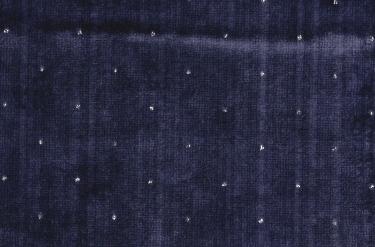 Modrá barva látky Super S262