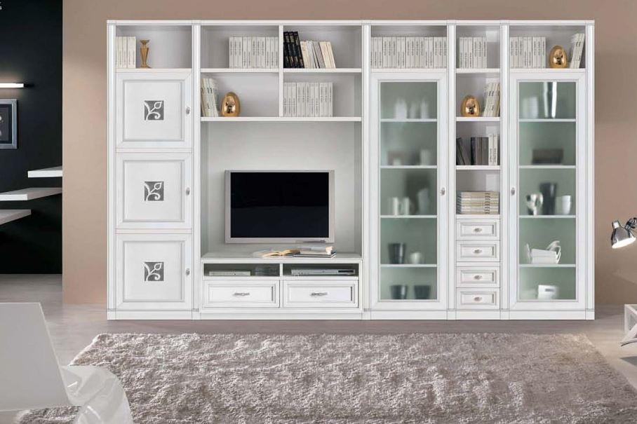krásné obývací stěny
