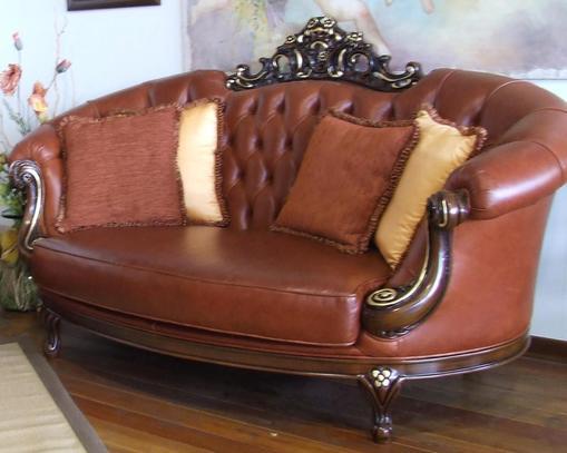 Barokní sedací souprava Epoque