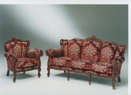 Stylová sedací souprava Baroko