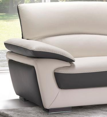 Luxusní kožená sedací souprava Newpart