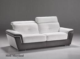 Luxusní kožená sedací souprava Maryland