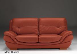 Luxusní kožená sedací souprava Hadson