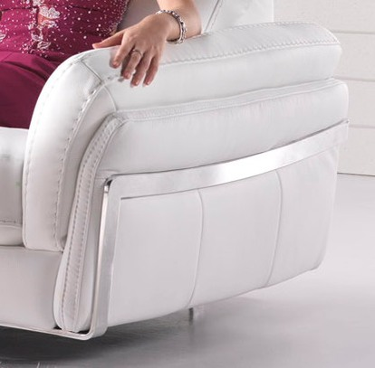 Luxusní kožená sedací souprava Folk
