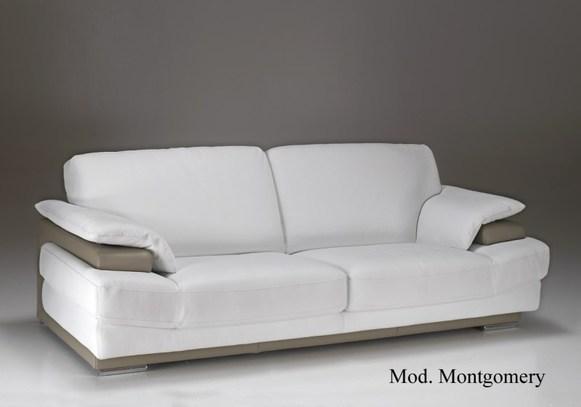 Kožená sedací souprava Montgomery