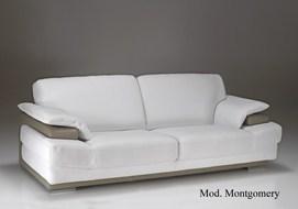 Luxusní kožená sedací souprava Montgomery