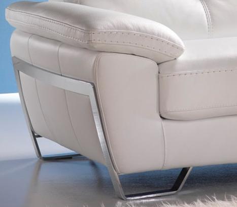 Luxusní kožená sedací souprava Casablanca