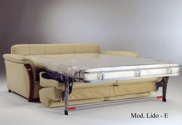 Rozkládací sedací souprava Lido