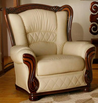 Rustikální sedací souprava Zara