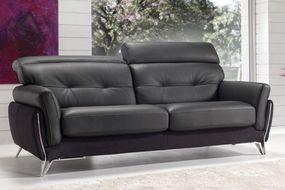 Luxusní kožená sedací souprava Aster
