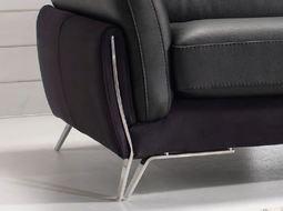 Kožená sedací souprava Aster - trojpohovka