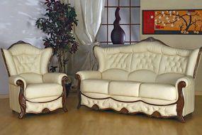 Luxusní sedací souprava Cristal