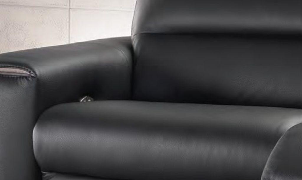 Luxusní kožená sedací souprava Lalik