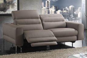 Luxusní kožená sedací souprava Quark