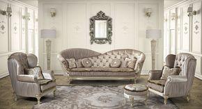 Luxusní sedací souprava Silvy