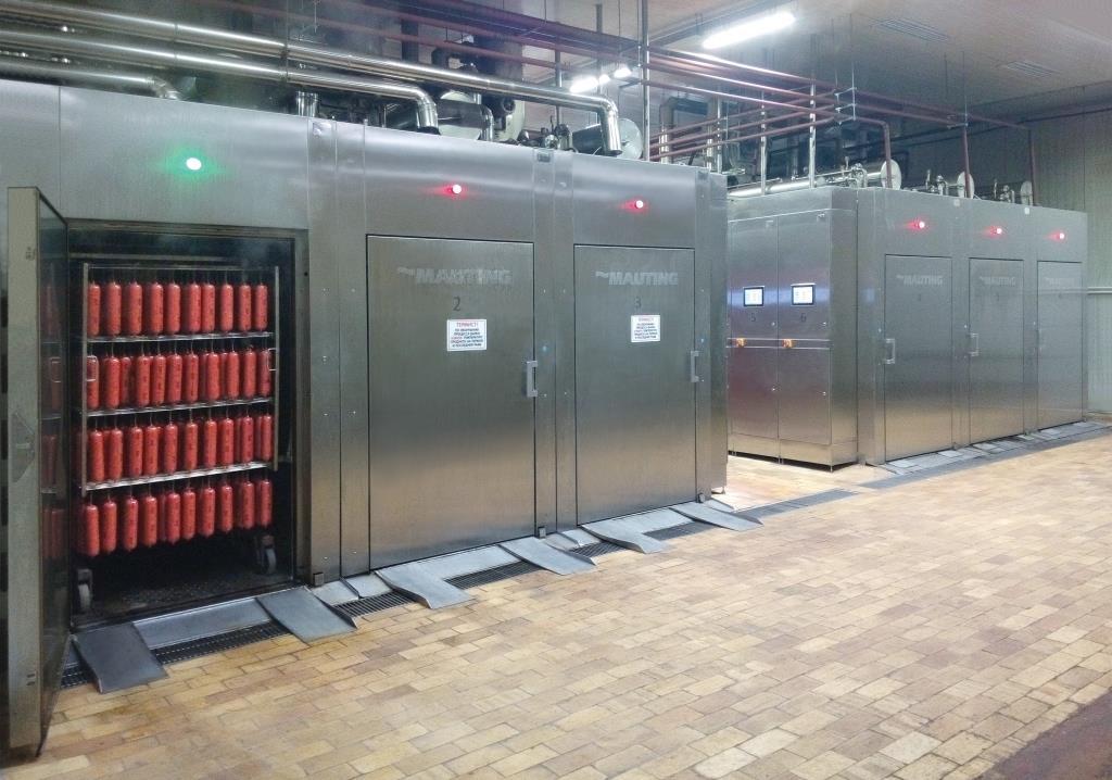 Największy na terenie Rosji zakład przetwórstwa mięsnego, został zmodernizowany dzięki naszym urządzeniom.
