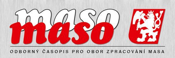 Napsali o nás - Odborný časopis MASO 1/2018