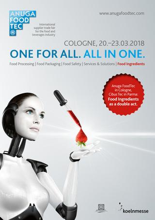 ANUGA 2018 / Kolín nad Rýnem