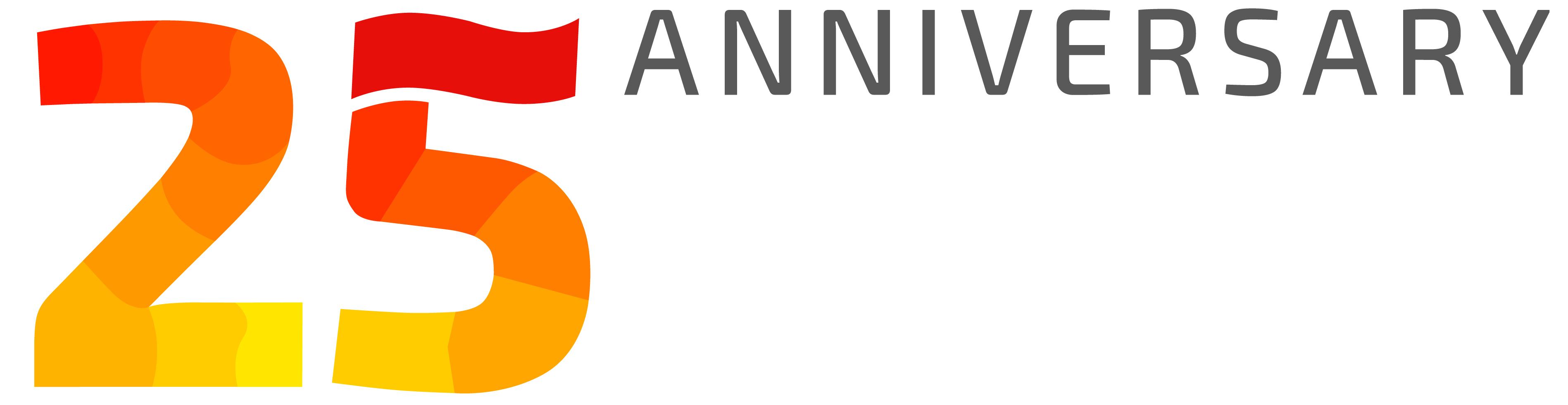 Wir feiern  25 Jahre!
