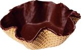 BOWL with cacao glaze