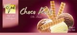 TRUBIČKY s kakaovou polevou 20 kusů