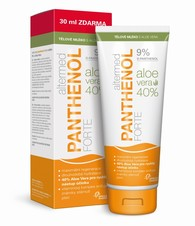 Altermed PANTHENOL forte 9% ALOE VERA tělové mléko