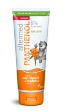 Altermed PANTHENOL 9% tělové mléko s rakytníkem