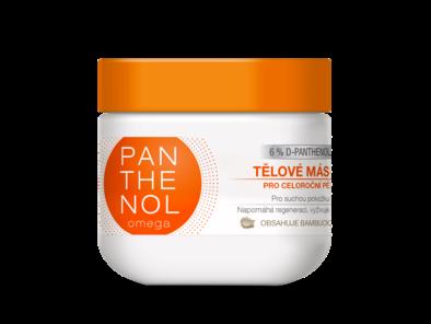 PANTHENOL omega Tělové máslo 6%