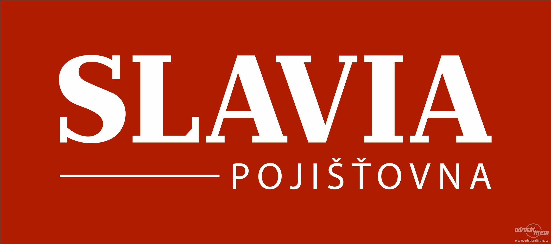 Slavia pojišťovna cestovní pojištění logo
