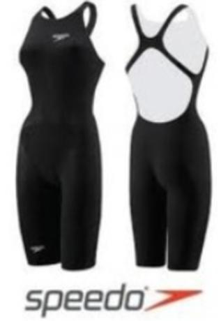Závodní plavky Speedo LZR Female  Elite Recorbraker Kneeskin