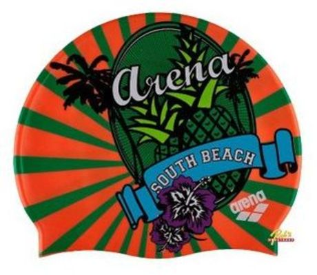 Arena Print cap South beach