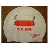 Plavecká čepička Speedo Poland Flag