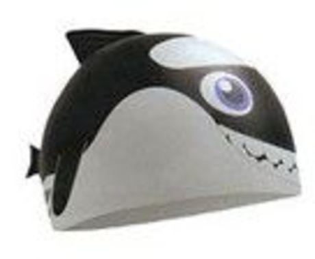 TYR Orca kids cap