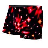 Pánské plavky TYR Galaxy boxer -nohavičkové