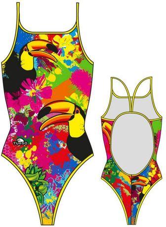Turbo dámské plavky Tucan colors 2014