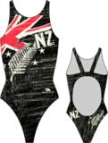 Turbo dámské plavky New Zealand vintage
