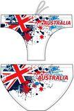 Turbo pánské plavky Australia country 2014
