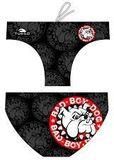 Turbo pánské plavky Bad boy dog