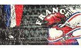 Turbo ručník microfibre France coq