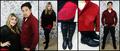 Partnerské outfity PODZIM 2014
